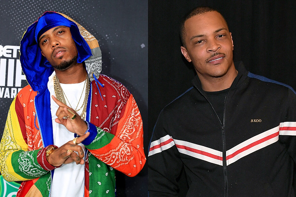 B.o.B Has Three New Albums on the Way, Possibly One With T.I.