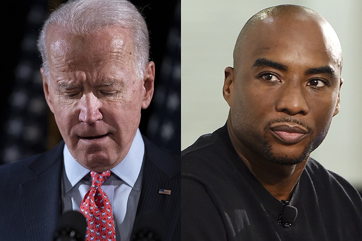 "Joe Biden Apologizes After Telling Charlamagne Tha God Black People ""Ain't Black"" If They Vote for Trump"