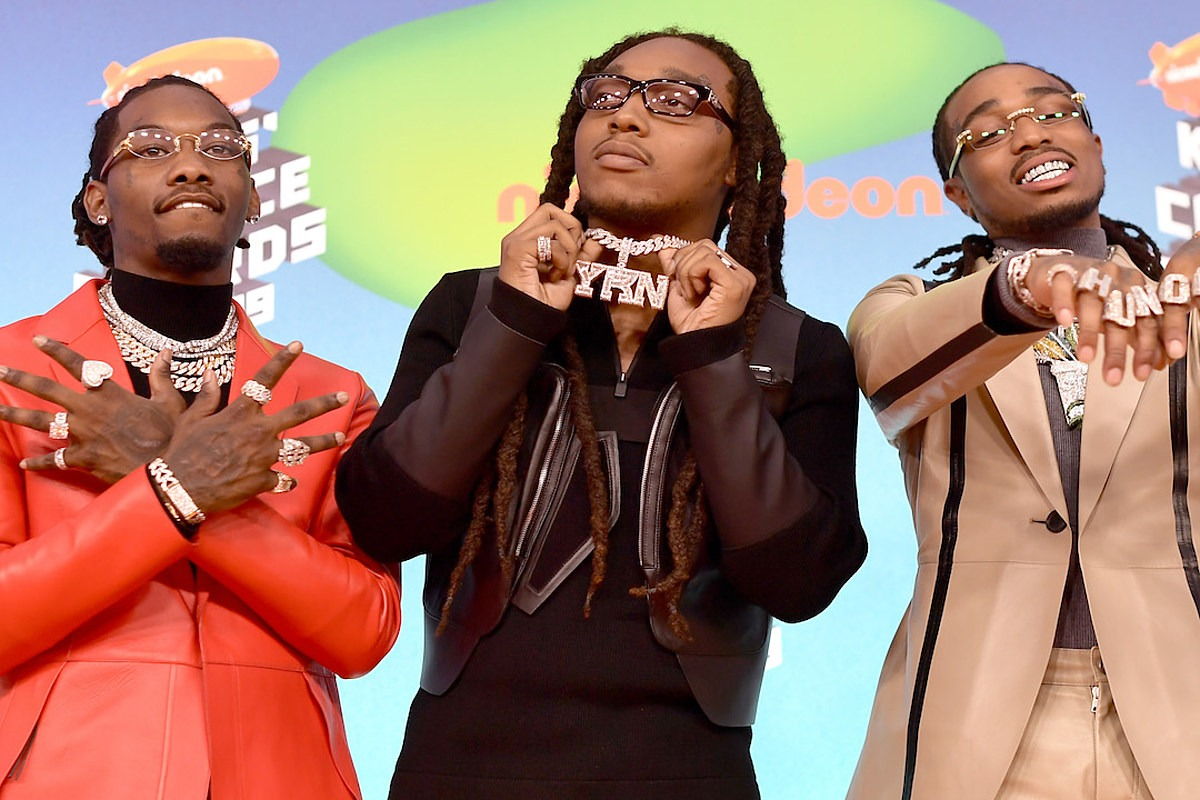 Migos Reveal New Album Will Not Be Titled Culture III