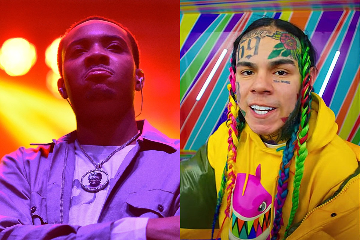 G Herbo Says 6ix9ine Didn't Beat His Case Because He Snitched, Tekashi Asks if Herbo Has Herpes
