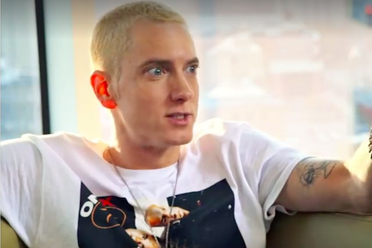 """Eminem Says He Is Working on """"Fack 2"""""""