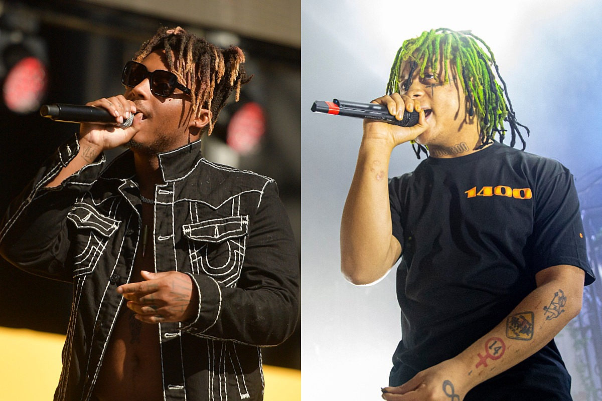 "Hear Juice Wrld's New Song ""Tell Me U Luv Me"" Featuring Trippie Redd"