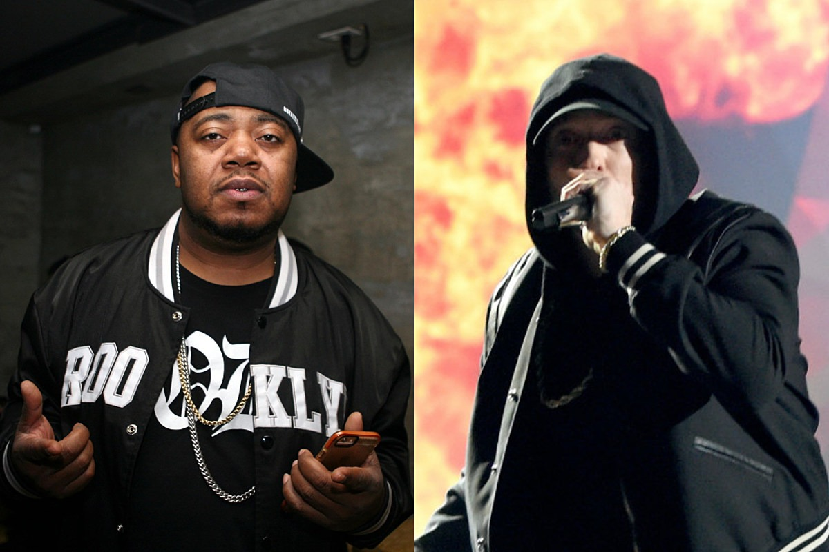 Twista Finally Responds to Eminem's #GodzillaChallenge and Absolutely Destroys It: Watch
