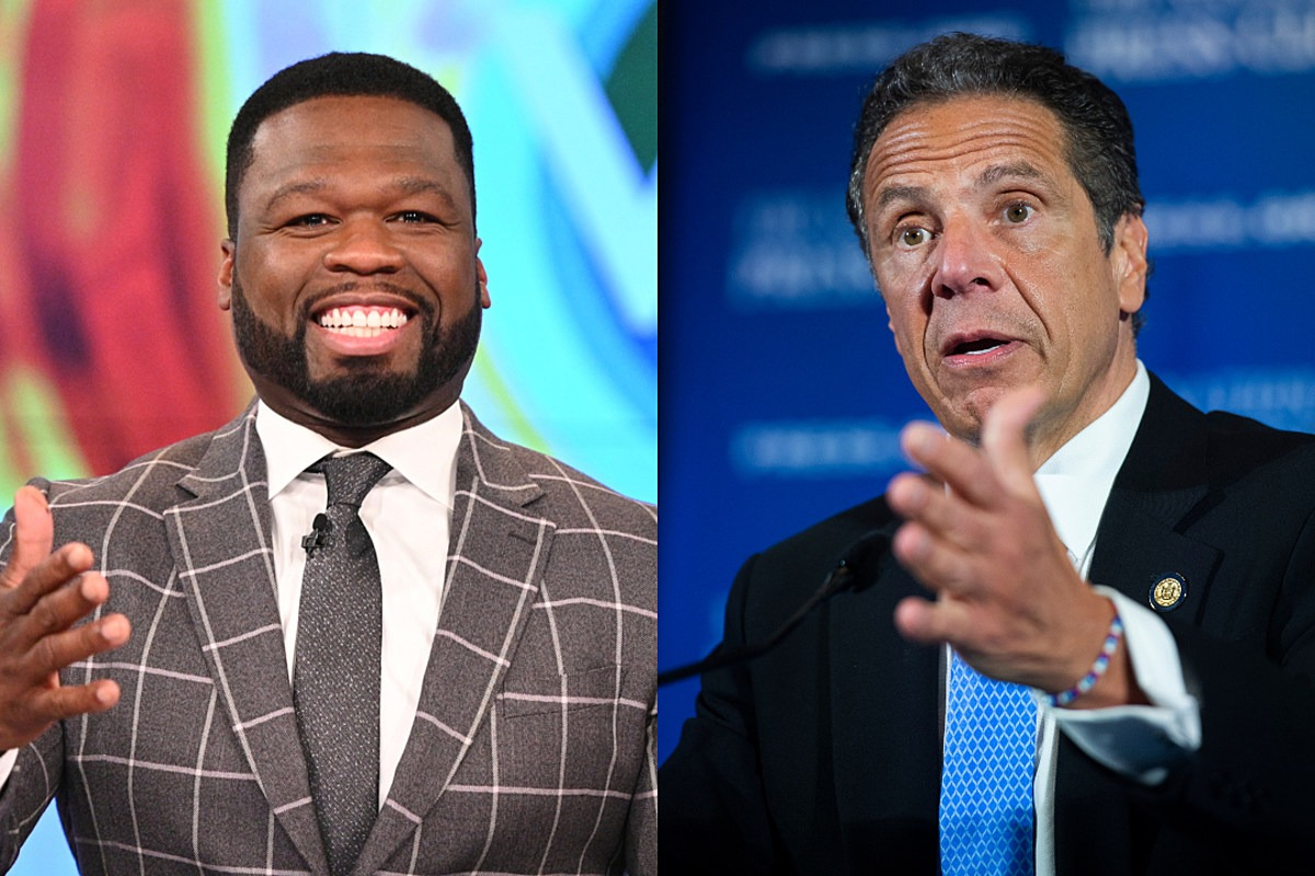 50 Cent Thinks New York Governor Andrew Cuomo Should Be President