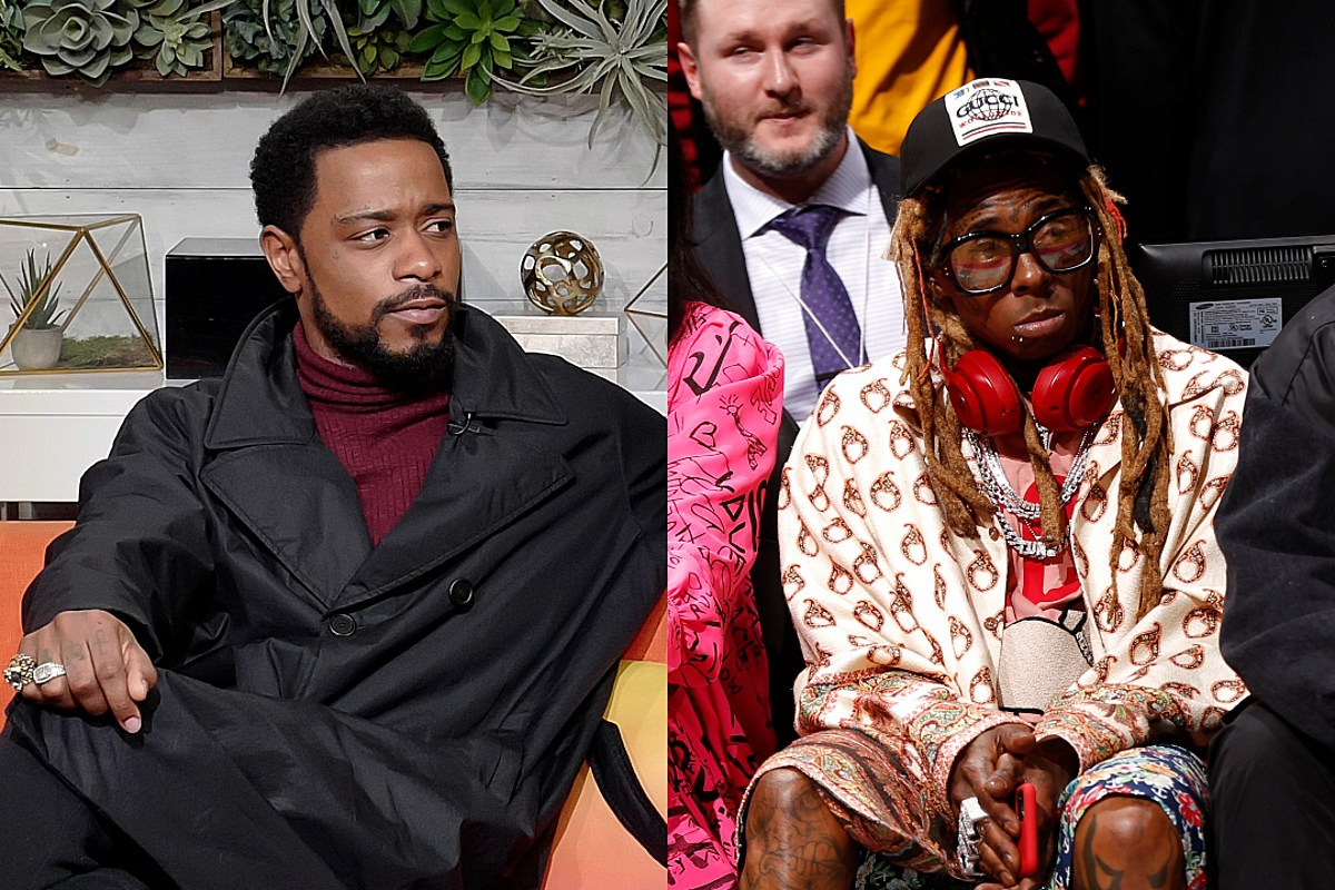 Actor Lakeith Stanfield Is Not Happy With Lil Wayne's George Floyd Comments