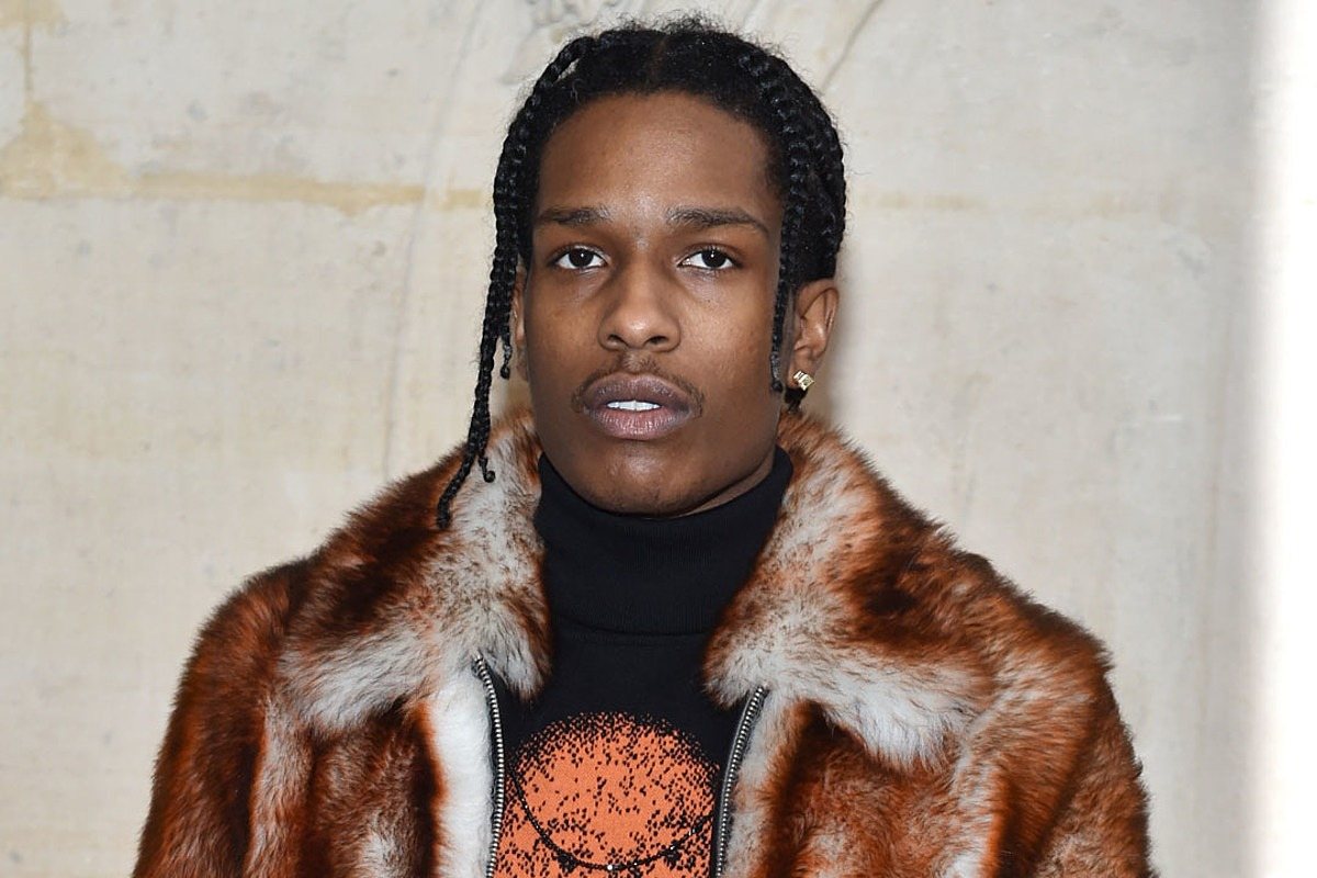 "ASAP Rocky Responds to People Questioning His Protest Attendance: ""I Don't Post My Every Move"""