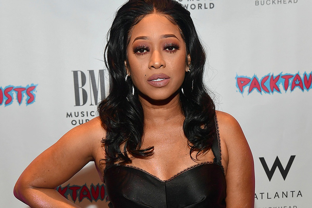 Trina Calls Protesters Animals, Says They're Acting Like They Escaped From a Zoo