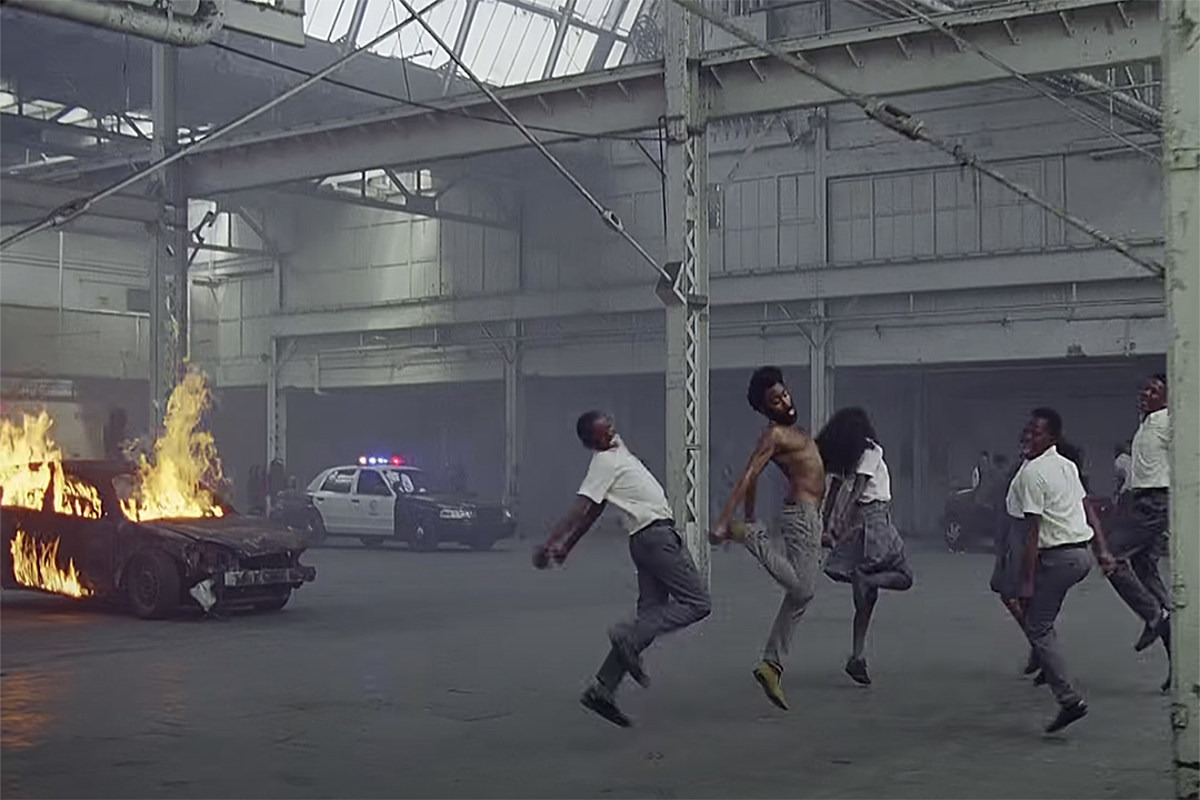 "Childish Gambino's ""This Is America"" Surges in Streaming Amid George Floyd Protests"