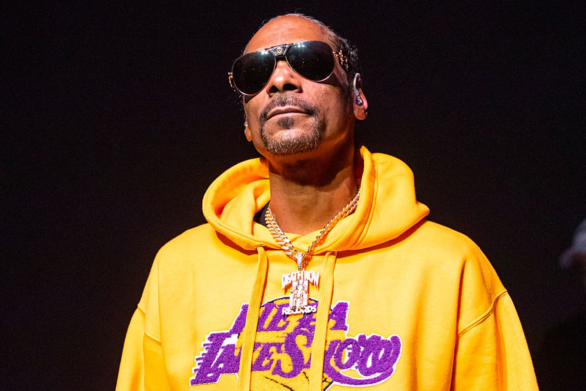 Snoop Dogg Says He Thought He Couldn't Vote Because of His Criminal Record