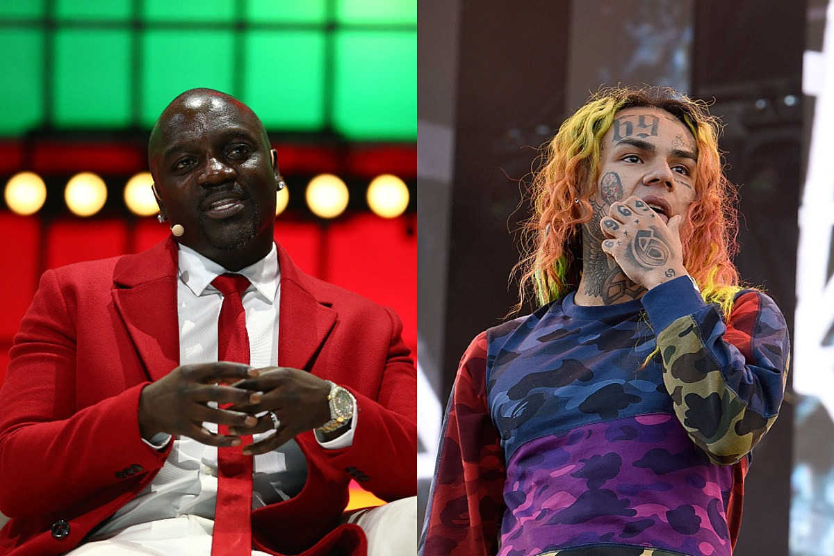 Akon Blasted by Fans After Collabing With 6ix9ine