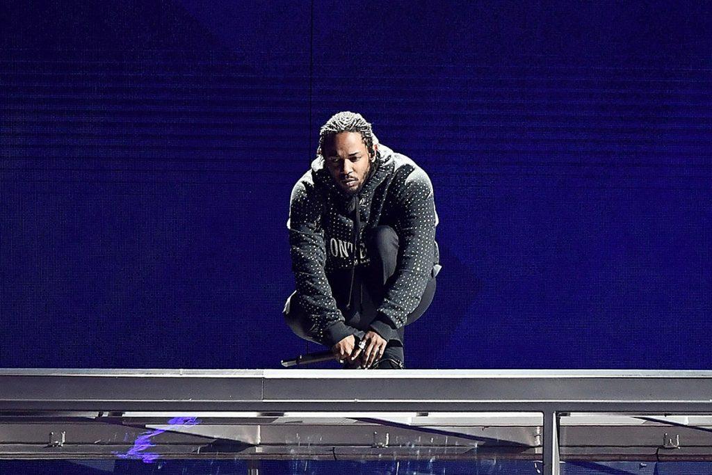 Kendrick Lamar Protests in Compton