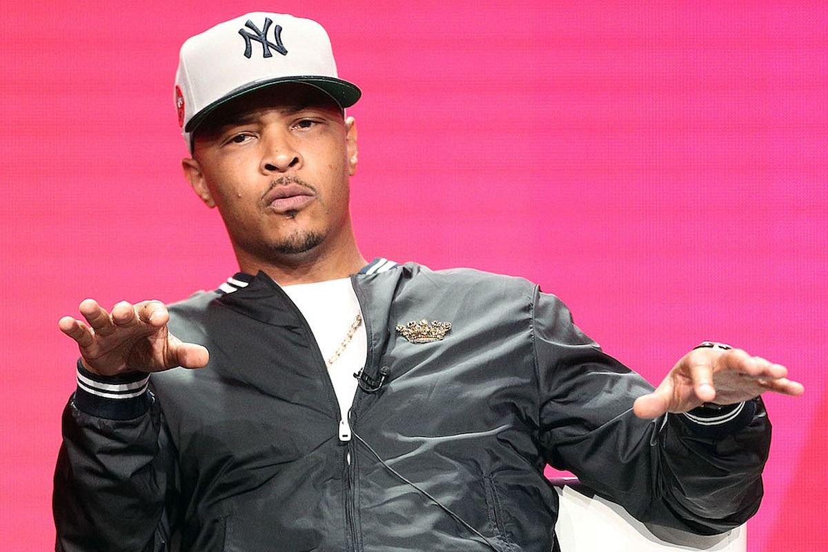 T.I. Says the Black Community Shouldn't Be Quick to Cancel Each Other, Except Candace Owens