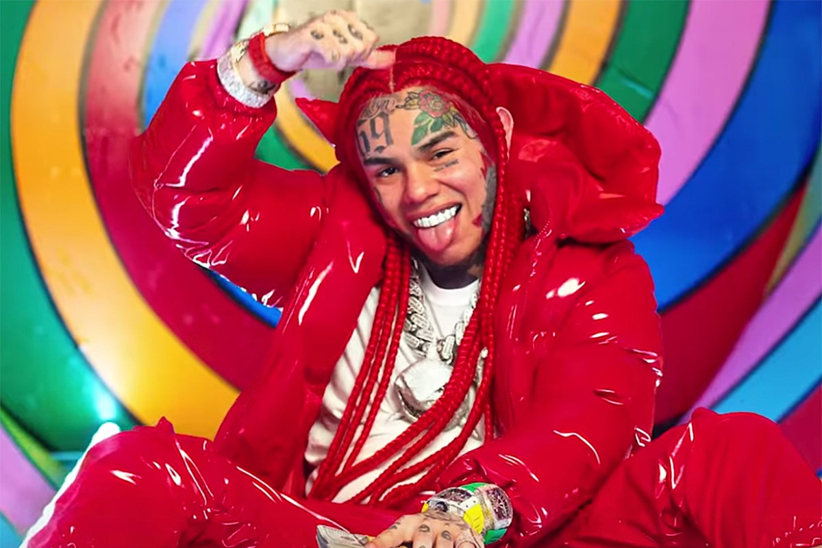 6ix9ine Attempts to Expose Meek Mill, Future and Snoop Dogg