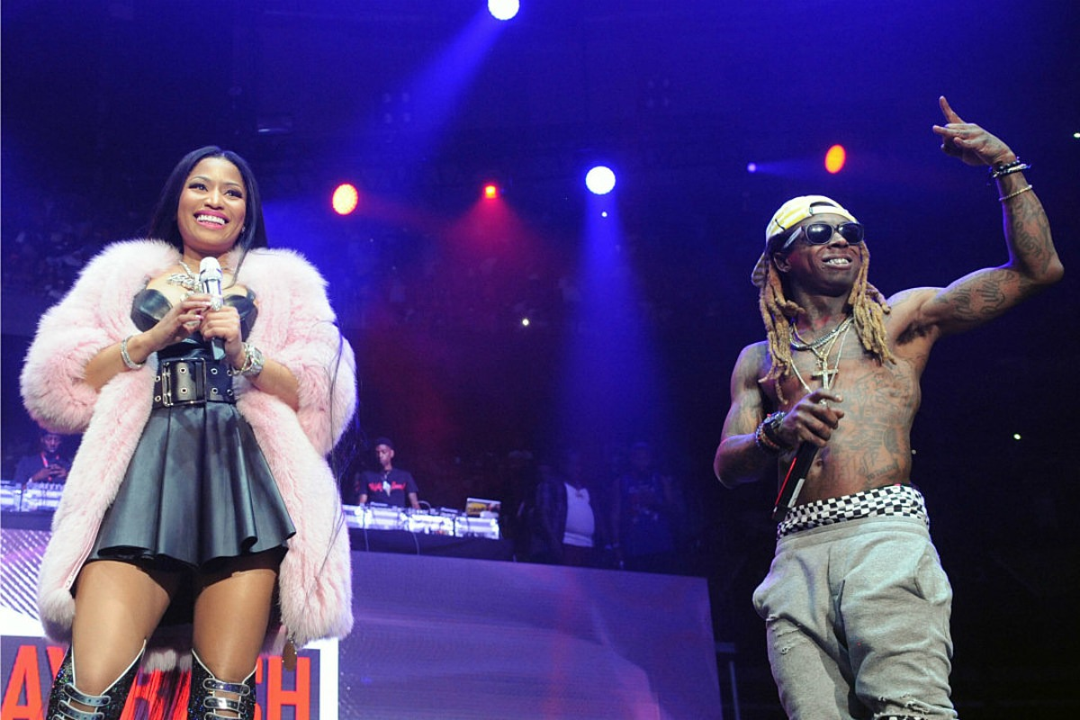 Lil Wayne Confirms Joint Album With Nicki Minaj