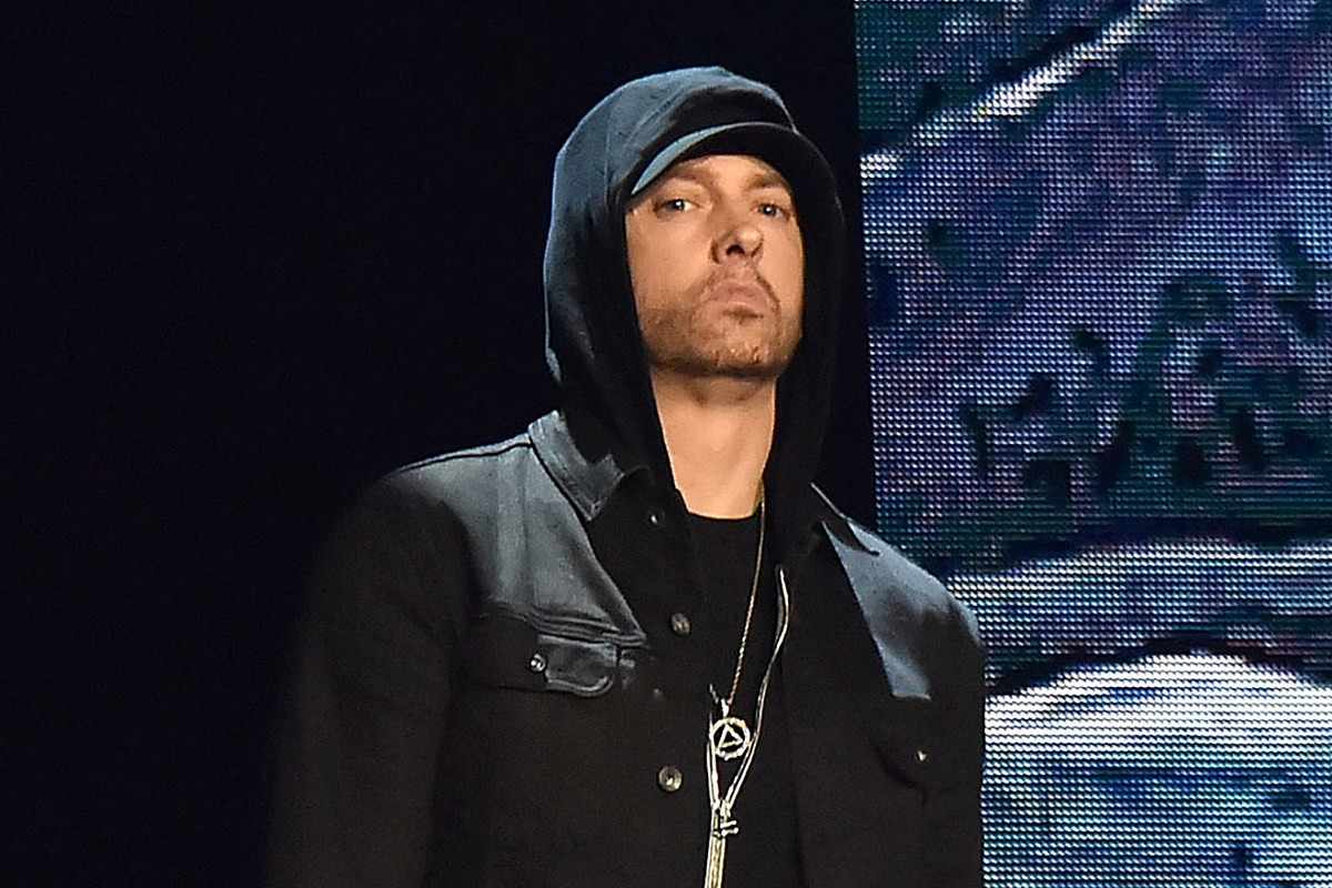 Eminem Names His Greatest Rappers of All time