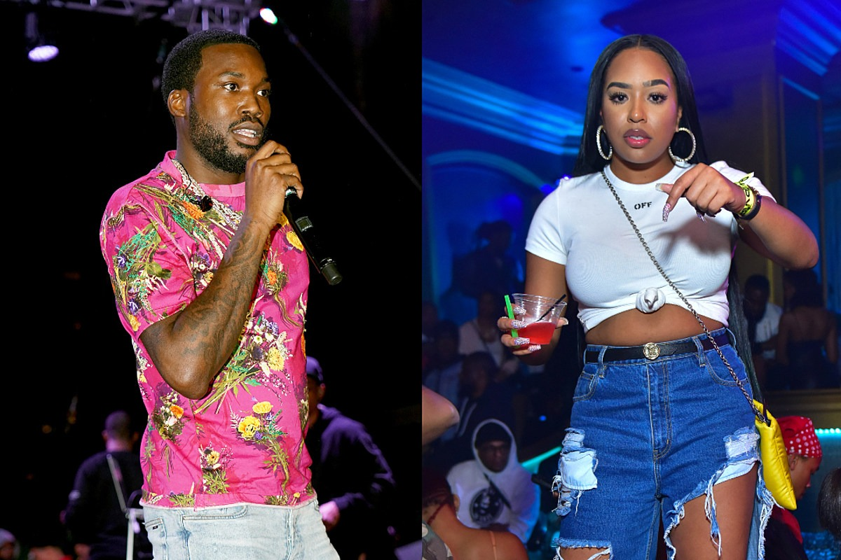 Meek Mill Defends B. Simone After Plagiarism Allegations, Compares It to Rappers Lying in Songs
