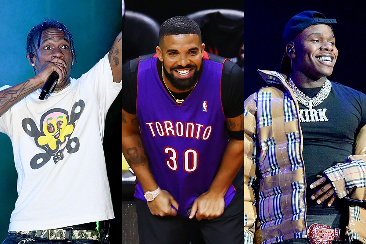 Drake, Travis Scott, DaBaby and More Nominated for 2020 BET Awards
