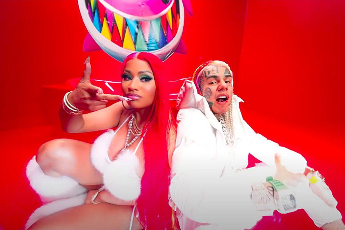 "YouTube Confirms 6ix9ine and Nicki Minaj's ""Trollz"" Didn't Break Hip-Hop Record for Most Views in 24 Hours"