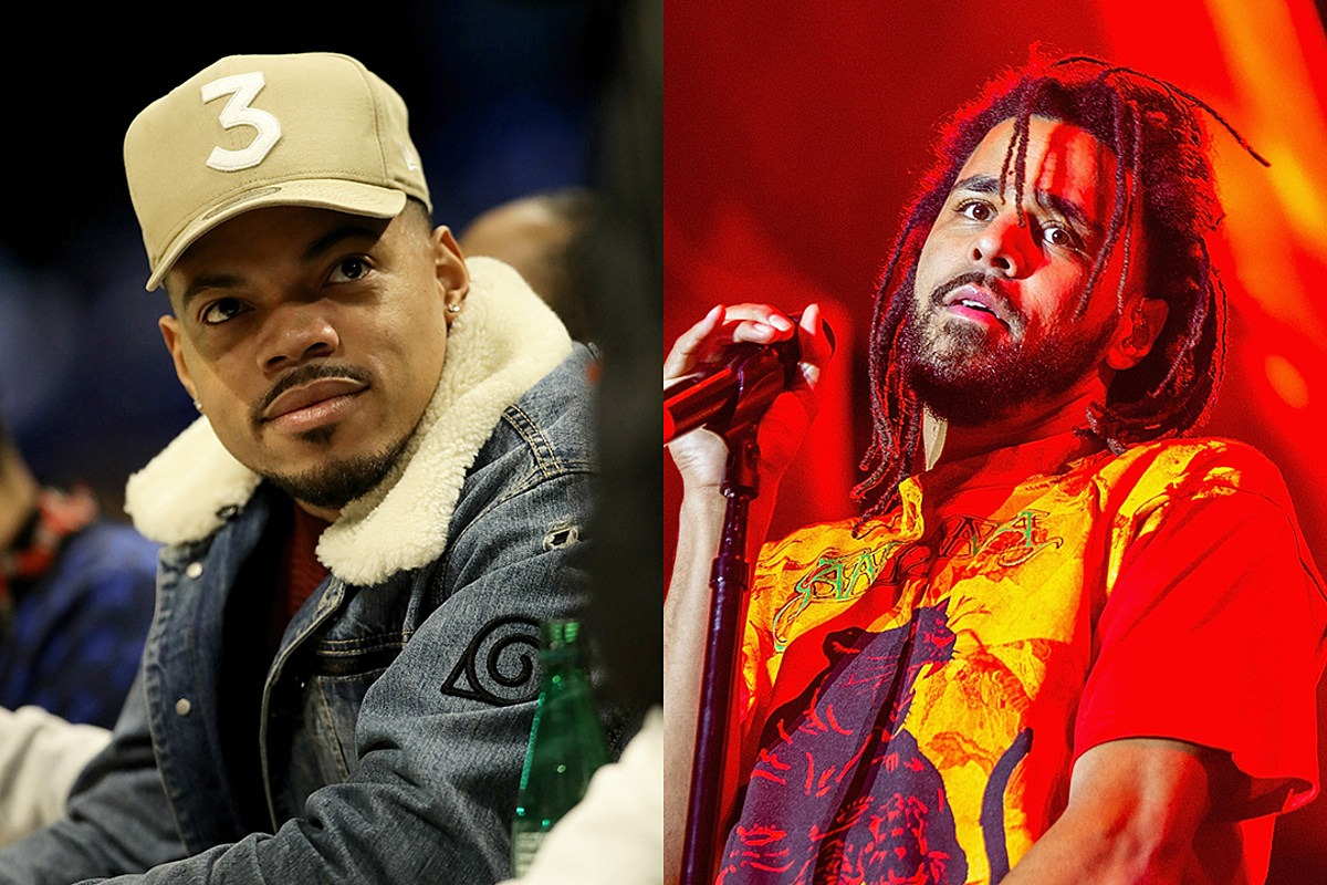 Chance The Rapper Appears to Respond to J. Cole's New Song