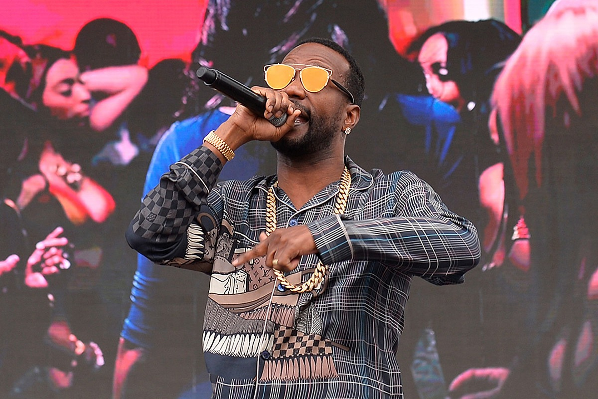 Juicy J Says He Carries Three Guns on Himself at All Times and Will Shoot If Necessary, Defends Statement