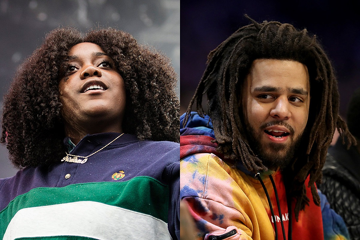 "Noname Appears to Respond to J. Cole on New Song ""Song 33"":"