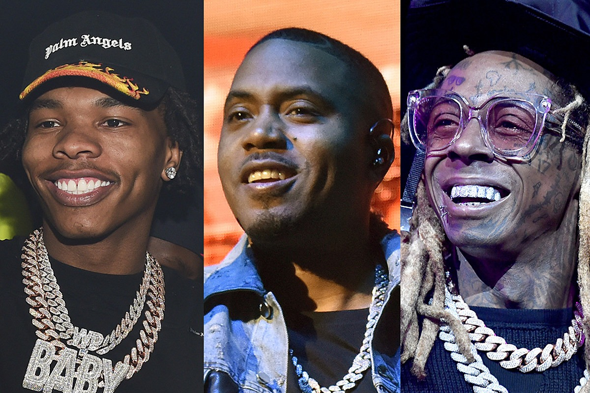 Here Are Special Messages to Lil Wayne, Lil Baby, Nas and More From Their Families on Father's Day