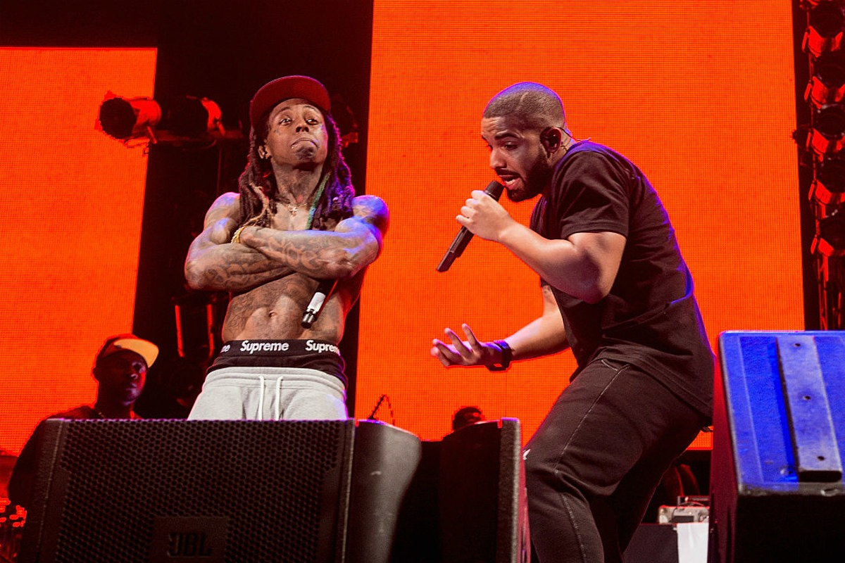 Drake Says Lil Wayne Raised Him, Wishes Him Happy Father's Day