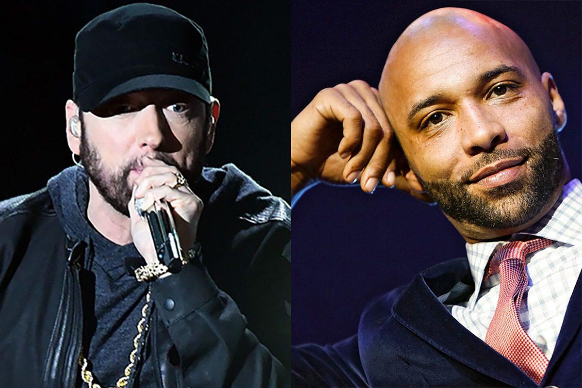 "Eminem Disses Joe Budden on Leaked Version of ""Bang"""