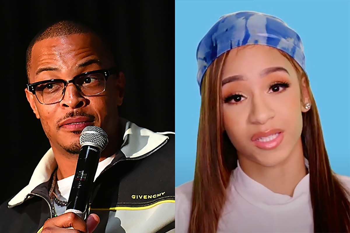 "T.I. Apologizes to His Daughter for Saying He Takes Her to a Gynecologist Once a Year to Make Sure ""Her Hymen Is Still Intact"""
