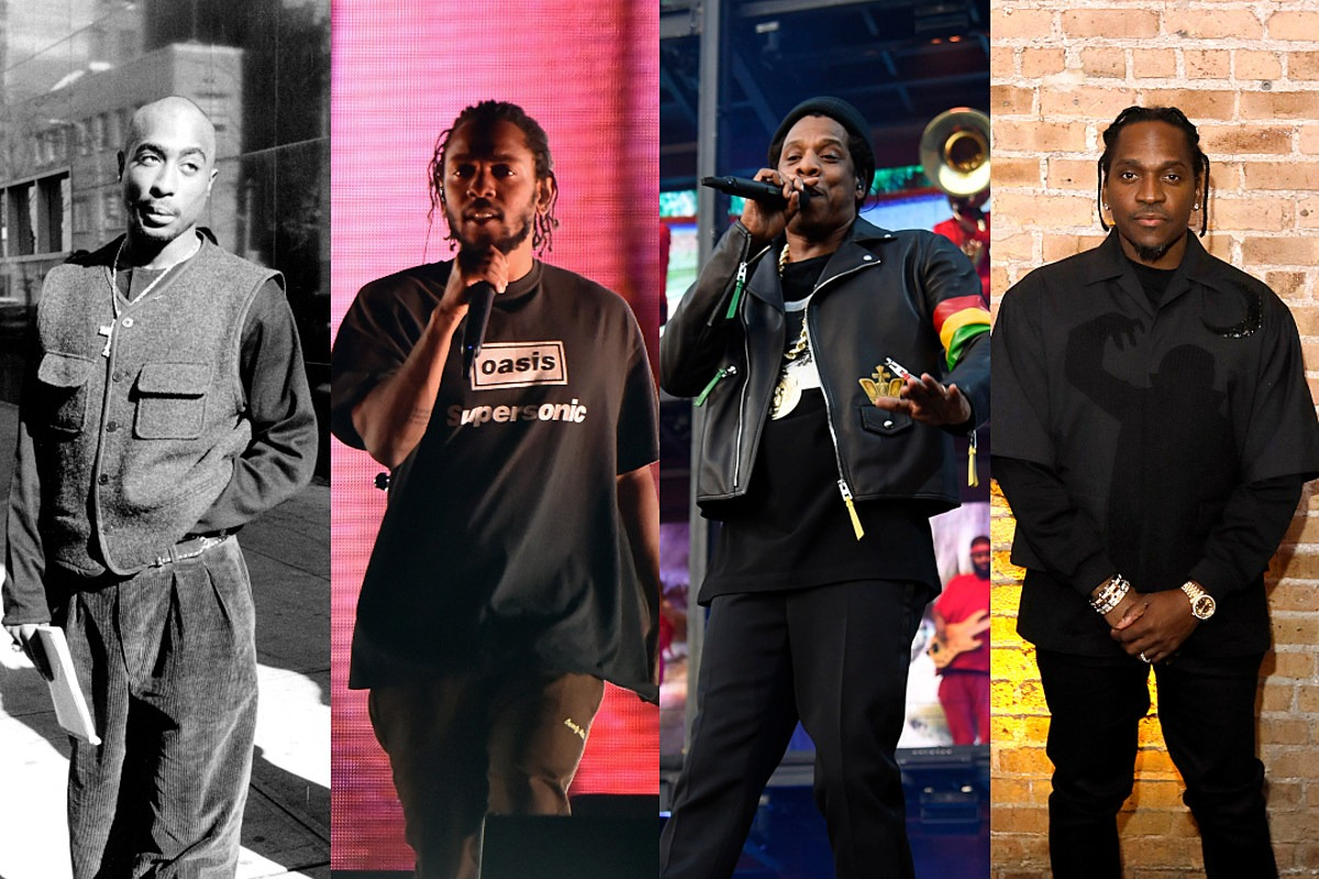 Here Are Iconic Beats Your Favorite Rappers Should Rap On