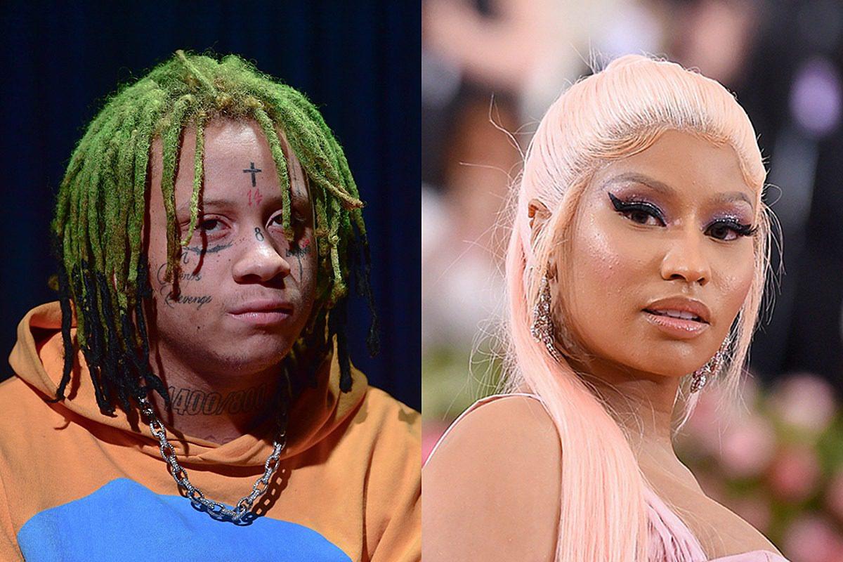 Trippie Redd Says Nicki Minaj Fell Off