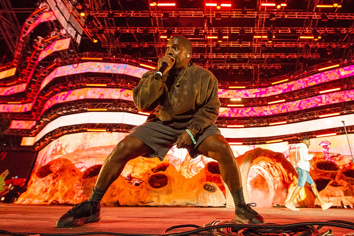 "Kanye West Drops New Song ""Wash Us in the Blood"" Featuring Travis Scott: Listen"