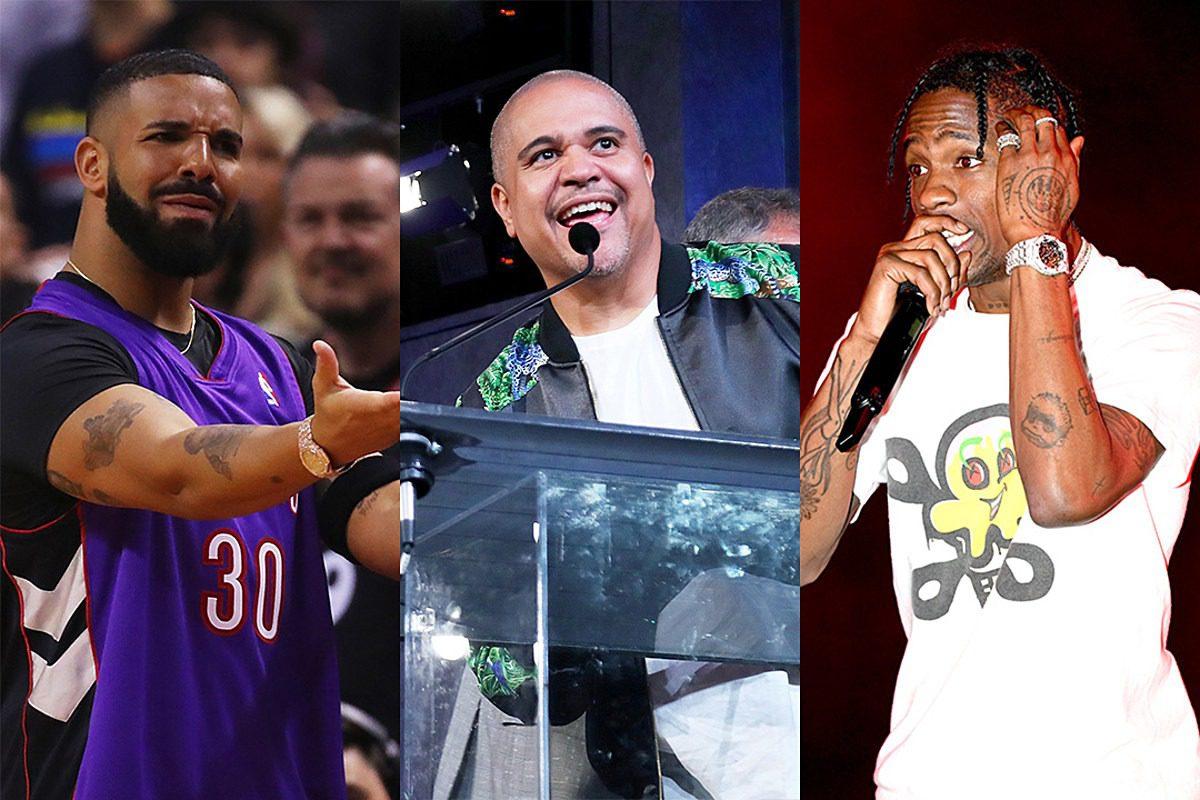 Irv Gotti Says Drake Hasn't Released a Masterpiece Album But Travis Scott Has