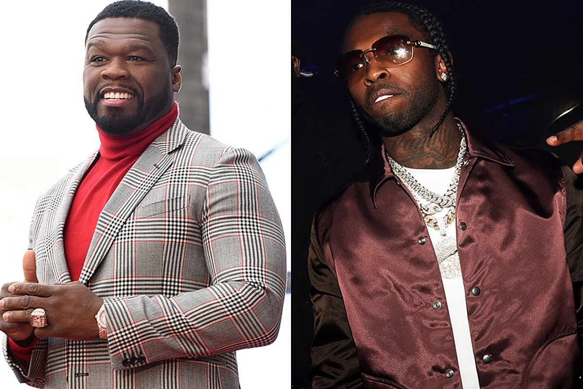 50 Cent Posts Potential Pop Smoke Album Covers, Tells Fans to Choose