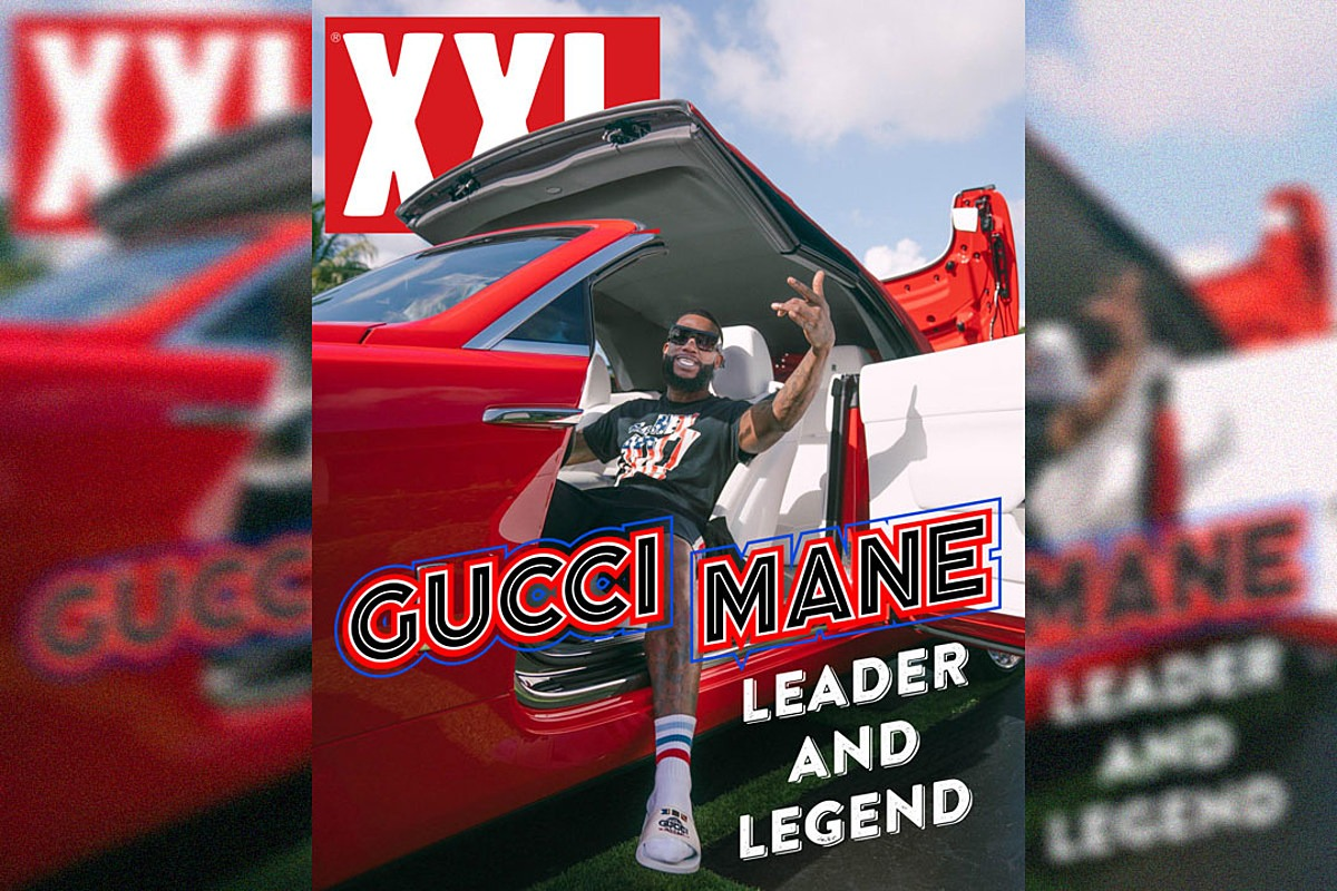 Gucci Mane's XXL Digital Cover and Exclusive Interview: Watch