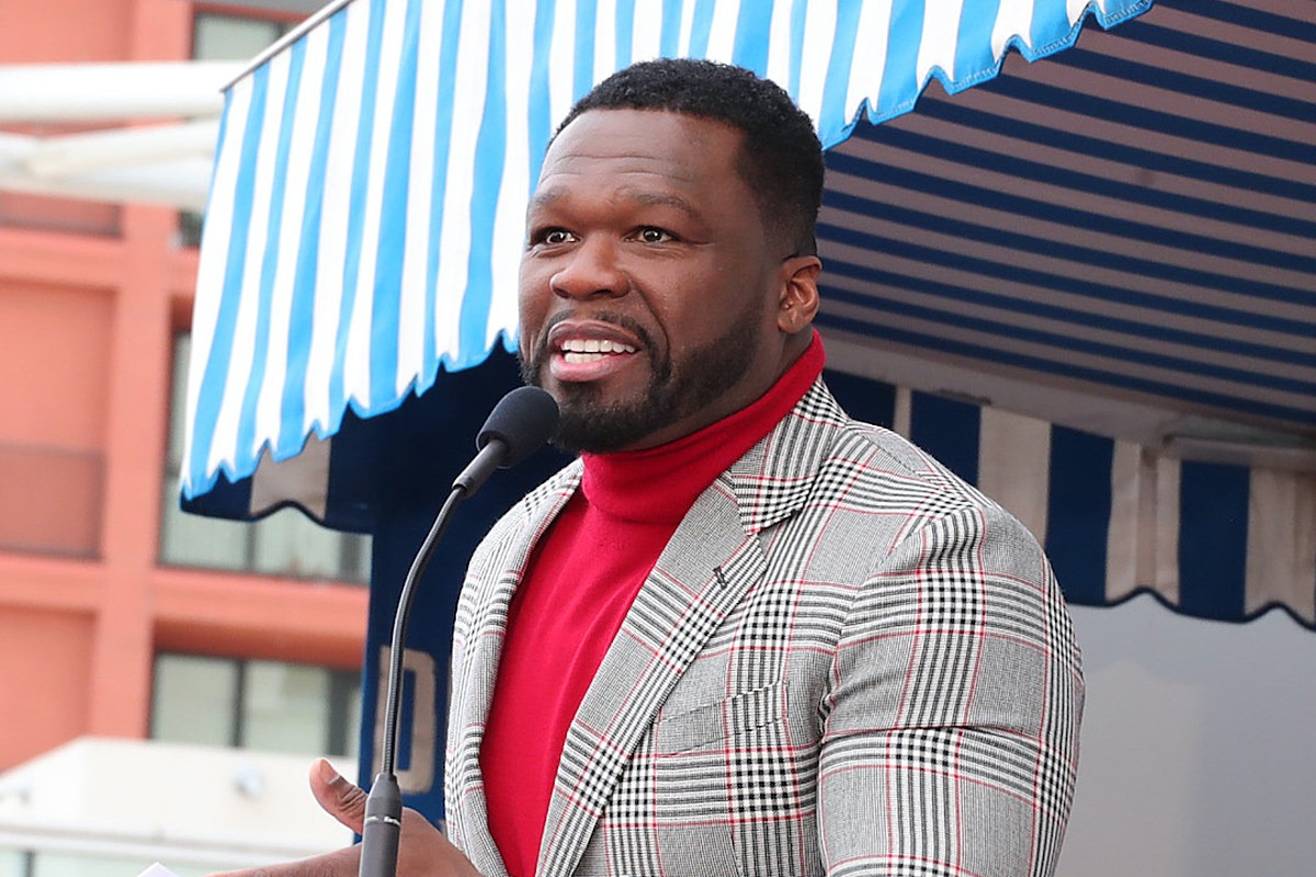 50 Cent Tells Story of When He Ran From Police Wearing His Grandmother's Dress and Wig as a Disguise