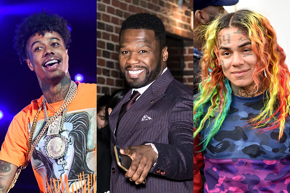 Here Are the Wild Moments of Rappers Showing Off Their Petty Sides