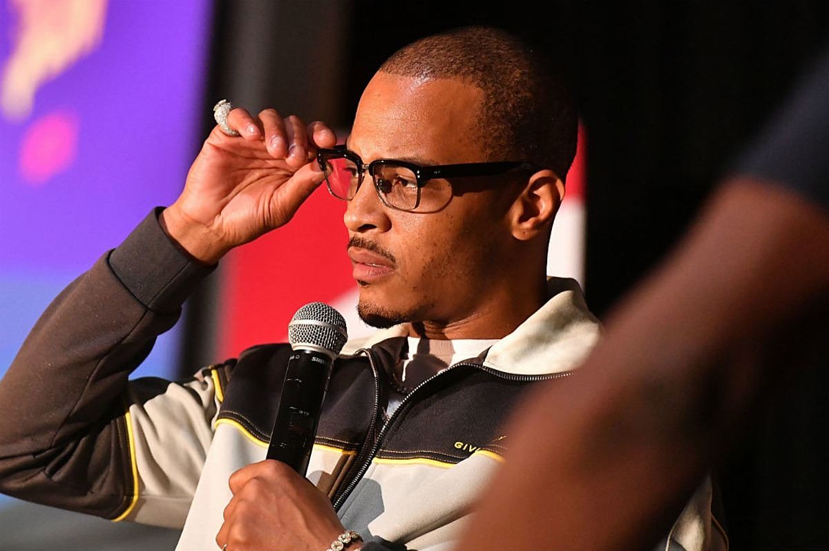 T.I. Denies Snitching on Crime Stoppers Commercial: Watch