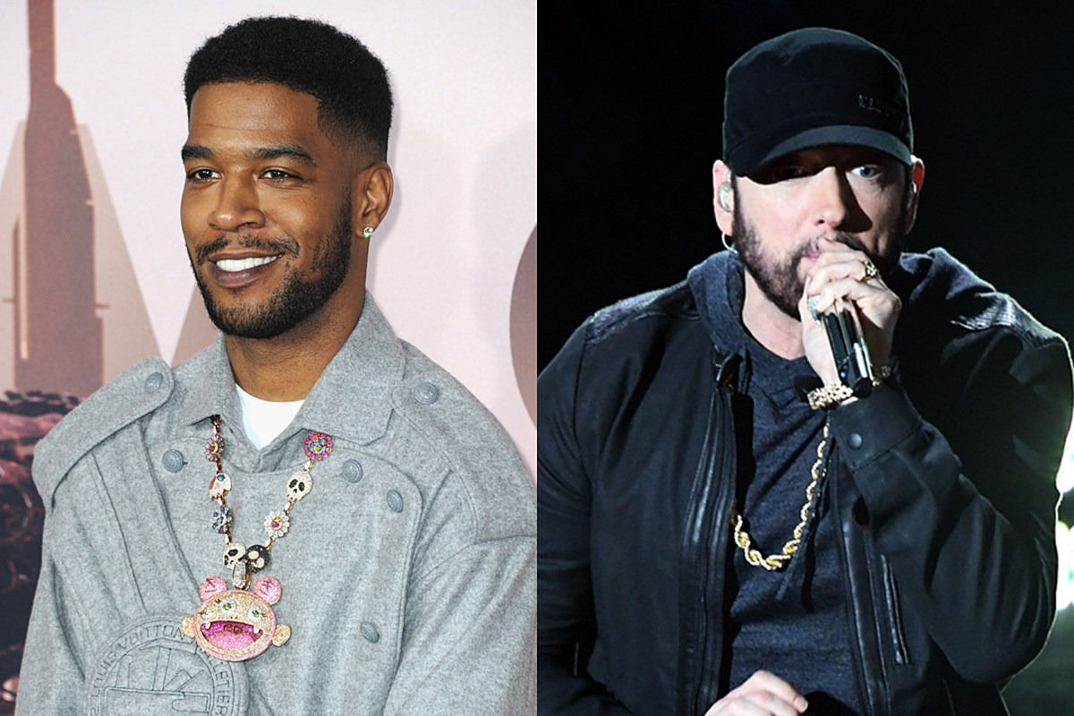 Kid Cudi to Drop New Song With Eminem on Friday