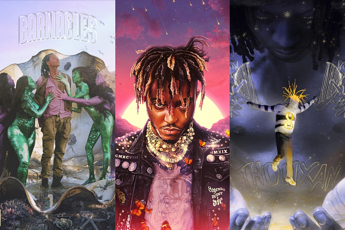 Juice Wrld, SahBabii, UnoTheActivist and More: New Projects This Week