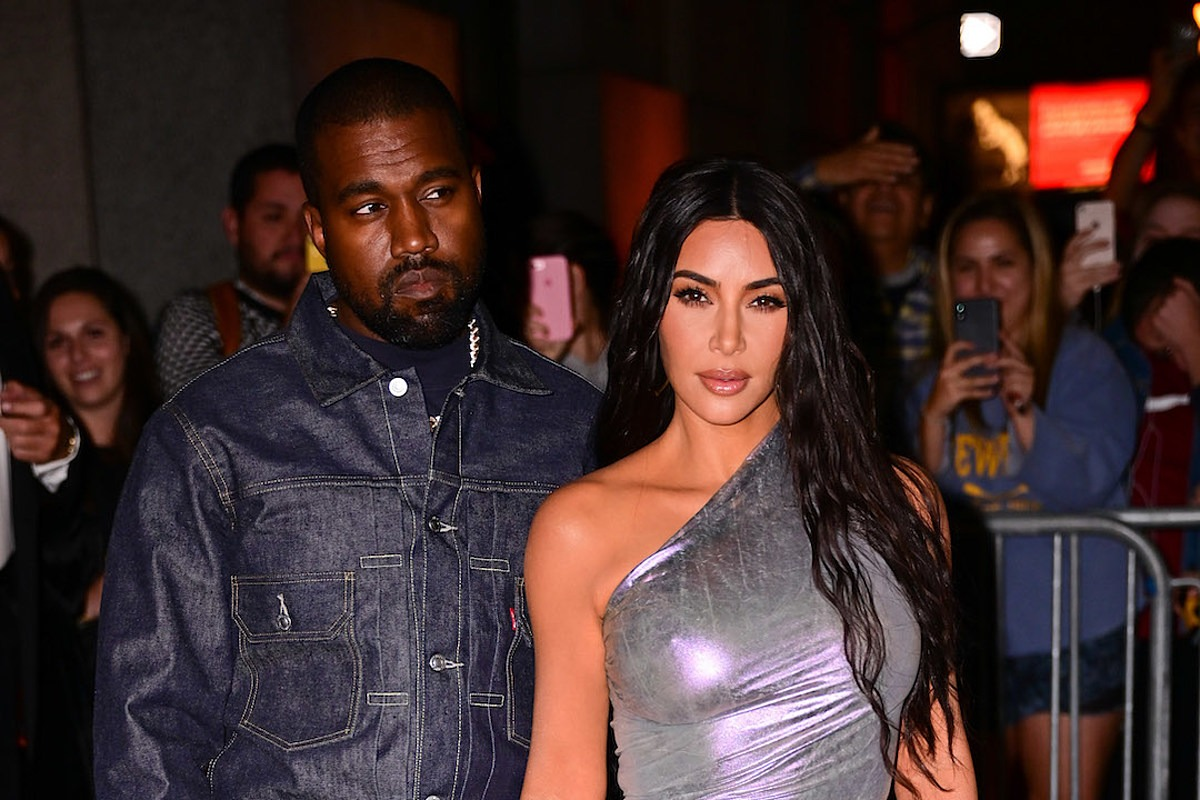Kim Kardashian Is Meeting With Divorce Lawyers Following Kanye West's Controversial Tweets: Report