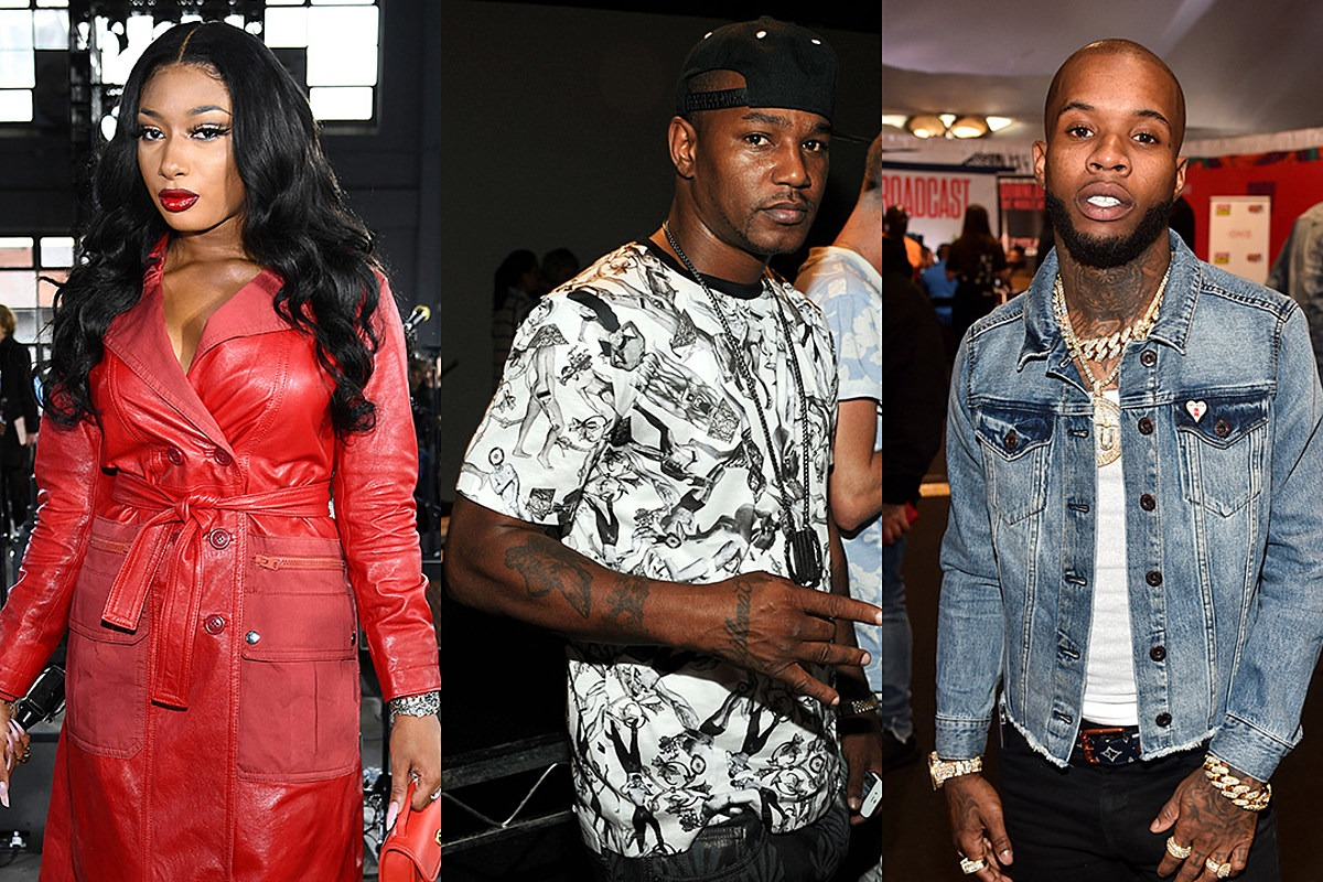 Cam'ron Accused of Transphobia After Posting Insensitive Joke About Megan Thee Stallion and Tory Lanez
