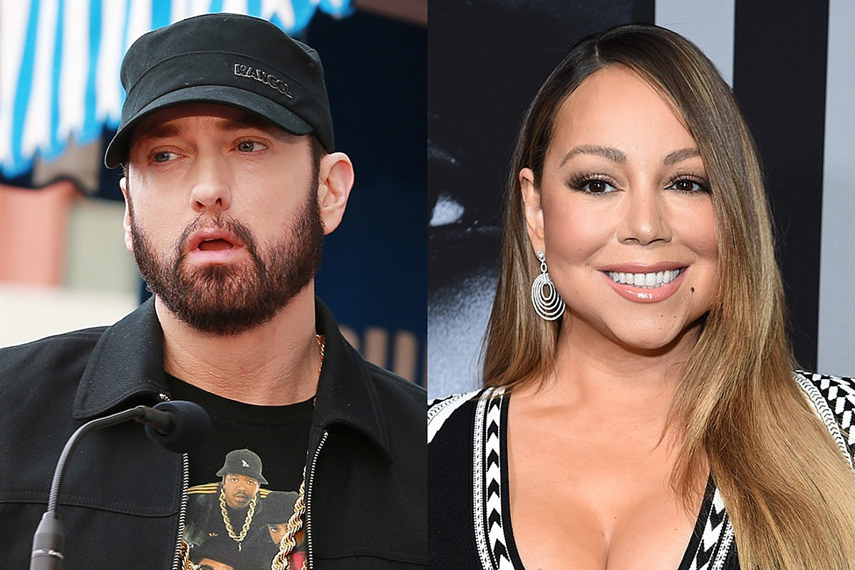 """Eminem Worried About What Mariah Carey Will Say About Their """"Toxic Relationship"""" in New Book: Report"""