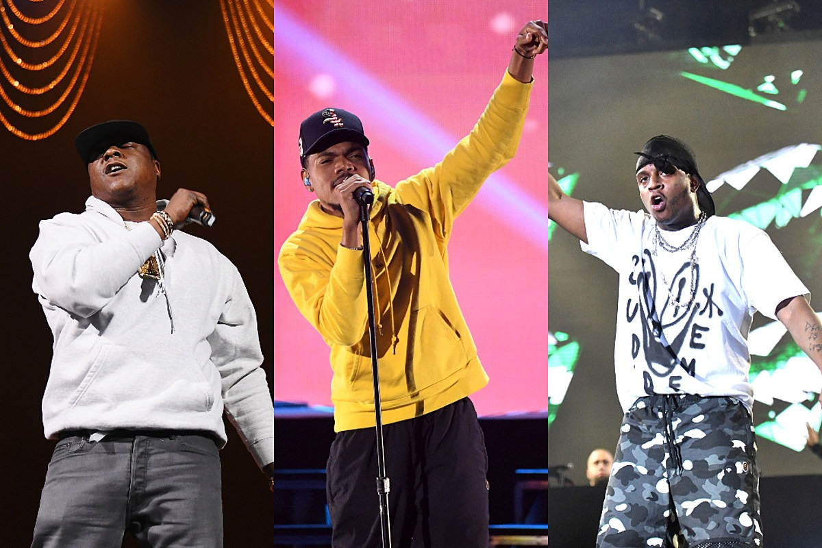 These Rappers Are Secretly Good Dancers and Have the Skills to Prove It