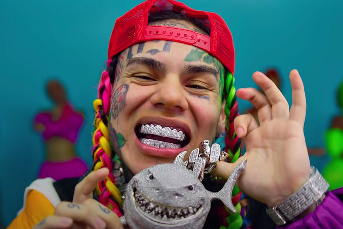 6ix9ine Says He Signed a $5 Million Livestream Deal for One Performance: Report
