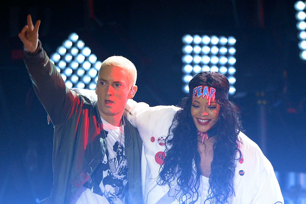 Eminem and Rihanna Might Have a New Song Coming
