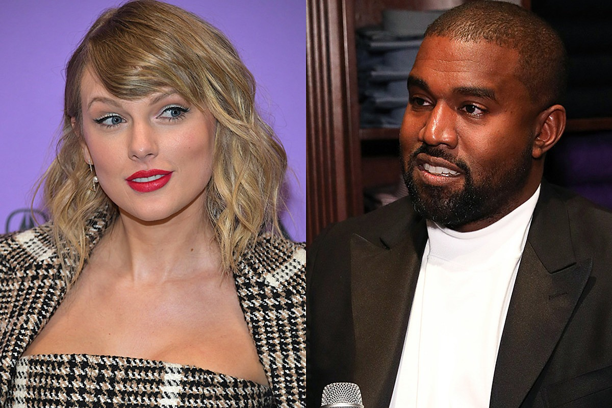 """Is Taylor Swift Taking a Lyrical Shot at Kanye West on New Song """"Peace""""?"""