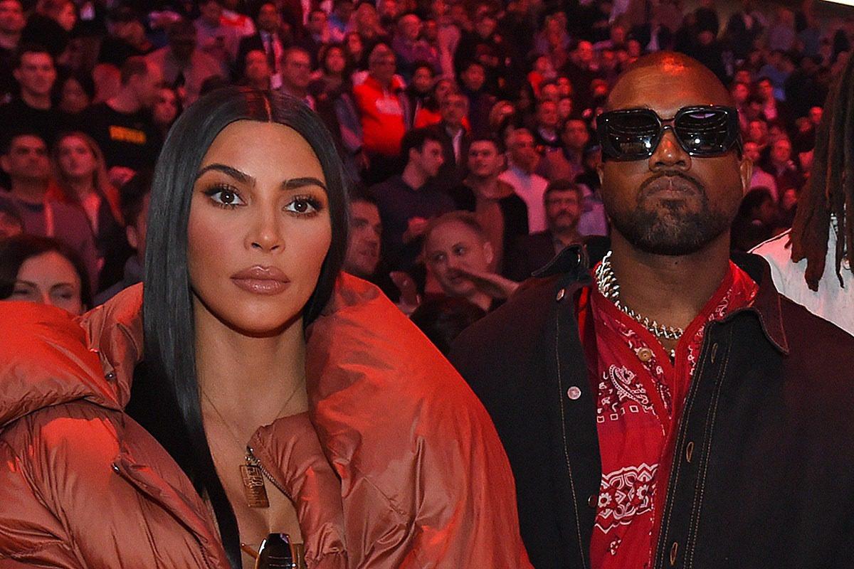 Kim Kardashian Seen Crying During Emotional Reunion With Husband Kanye West
