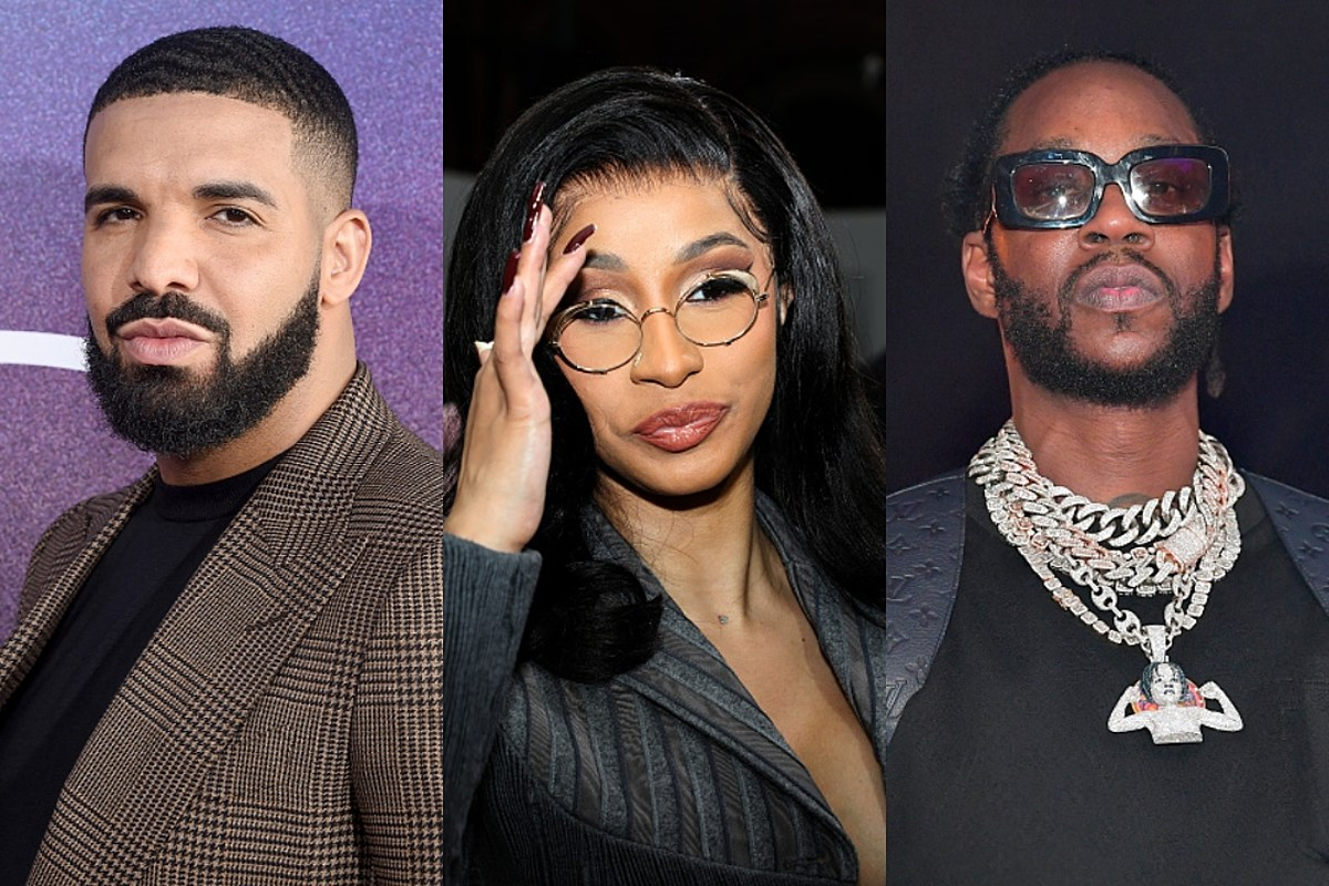 A Deep Dive Into Rappers Using Other Rappers' Flows