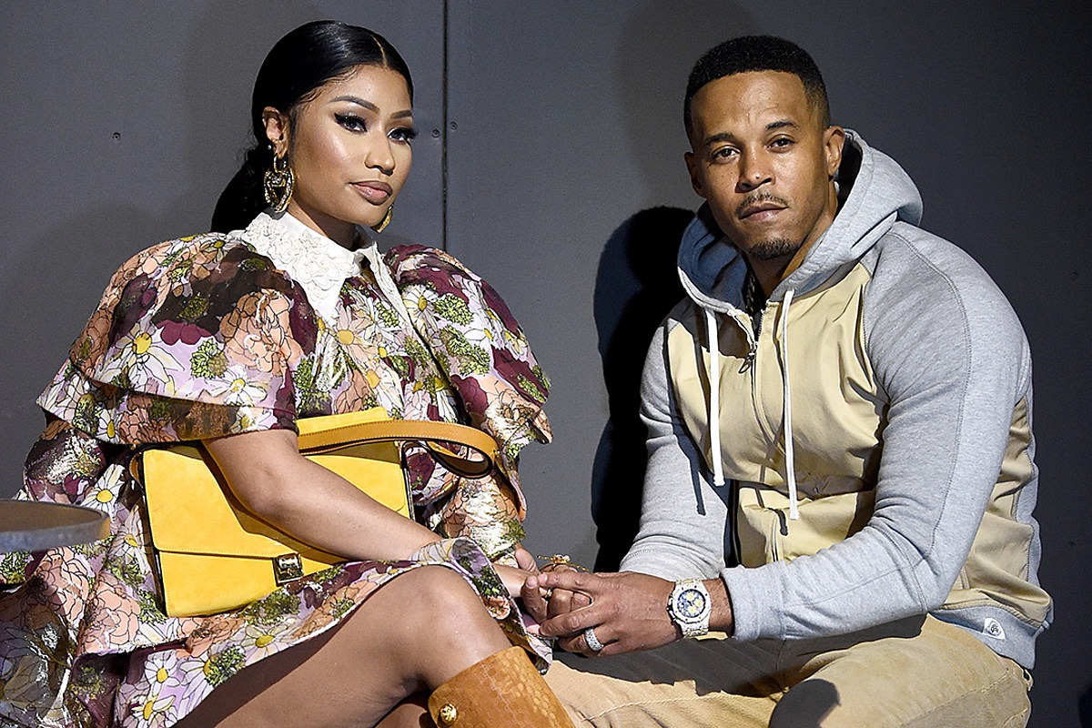 Nicki Minaj's Husband Asks Judge to Allow Him to Be Present for Birth of Their Child
